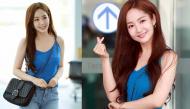 """Bỏ lại tranh cãi hẹn hò, """"thư ký Kim"""" Park Min Young phơi phới ra nước ngoài làm """"chao đảo"""" sân bay"""