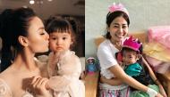 Vật lộn làm mẹ đơn thân, mỹ nhân Việt cư xử thế nào với bố của con mình?