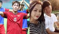 """Các chị em lại hụt hẫng khi """"hot boy mới nổi"""" của U23 Việt Nam Minh Vương đã có bạn gái xinh đẹp"""