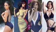 """Vũ Ngọc Anh và những người đẹp được mệnh danh quả """"bom sexy"""" của Vbiz"""