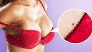 Phụ nữ sở hữu 4 kiểu nốt ruồi ở ngực trời định là số giàu sang, được chồng yêu chiều