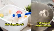 5 sai lầm tai hại khi rửa bình sữa nhiều mẹ mắc phải khiến con như uống sữa độc