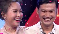Việt Hương cười tít mắt, hé lộ chuyện tình thời sinh viên với cậu bạn thân Tiết Cương