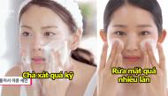 9 sai lầm khi rửa mặt chị em mắc phải bấy lâu nay khiến làn da xuống cấp trầm trọng