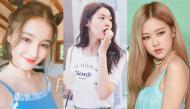 """Ảnh hot sao Hàn: Mina mặt phấn trắng bệch, Seol Hyun lộ biểu cảm """"hết hồn"""" tại sân bay"""