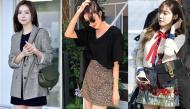 Bắt ngay xu hướng thời trang đang được các nữ sao Hàn lăng xê nhiệt tình