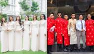 Biệt đội phù dâu phù rể toàn nam thanh nữ tú của sao Việt