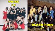 BXH top 10 girlgroup hot nhất: Đại diện BIG3 ngậm ngùi nhường ngôi đầu bảng cho tân binh 4 tháng