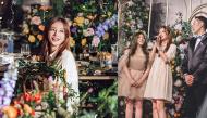 Triệu Vy bất ngờ xuất hiện, chiếm trọn spotlight trong đám cưới bạn bè vì quá sức xinh đẹp