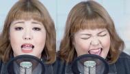 Cô gái với vẻ ngoài mũm mĩm cất tiếng hát khiến người nghe nổi da gà vì quá hay