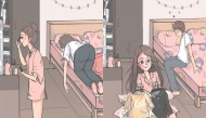 """Bộ ảnh khiến bao người """"giật mình"""": Khi con gái sửa soạn đi chơi, thời gian chỉ là con số vô nghĩa"""