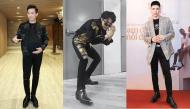 Điểm danh những mỹ nam showbiz Việt có sở thích tôn dáng với giày đế cao