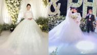 Đám cưới đẹp như cổ tích của cặp đôi hot nhất đêm nay: Trường Giang - Nhã Phương