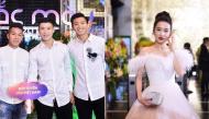 """Thảm đỏ VTV Awards 2018: Dàn U23 đúng chuẩn """"soái ca"""" sơ mi trắng, Nhã Phương khoe nhan sắc đỉnh cao"""