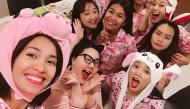 Hé lộ loạt hình ảnh Nhã Phương tổ chức tiệc chia tay độc thân với hội bạn trước ngày cưới