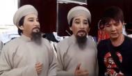 """Nghệ sĩ Kim Tử Long, Huỳnh Tấn Phong gây sốt với vọng cổ phiên bản """"tròn, vuông, tam giác"""""""