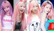 """Điểm danh hội chị em tóc hồng đang """"phá đảo"""" sân khấu Kpop"""