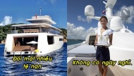 Tiếp viên du thuyền tỷ phú: Nghe hào nhoáng nhưng cực hơn công nhân, chịu bao quy định kinh khủng
