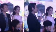 """Giữa lùm xùm scandal, Kiều Minh Tuấn và An Nguy """"lơ đẹp"""" nhau tại sự kiện ra mắt phim"""