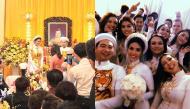 Lan Khuê rạng rỡ, bí mật làm lễ đính hôn cùng bạn trai John Tuấn Nguyễn sáng nay
