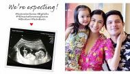 Mỹ nhân đẹp nhất Philippines - Marian Rivera vỡ òa trong niềm hạnh phúc được làm mẹ lần 2