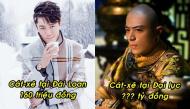 Mức cát-xê chênh lệch thế này, bảo sao diễn viên Hồng Kông, Đài Loan đổ xô sang Đại lục đóng phim
