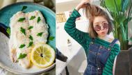 Muốn cơ thể luôn tỏa hương thơm tự nhiên, cứ dùng cá thịt trắng và loạt thực phẩm sau đây