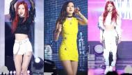 Mỹ nhân BLACKPINK sở hữu vòng eo con kiến soán ngôi ngọc nữ Na Eun