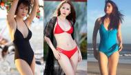 Mỹ nhân Vbiz U40, U50 diện bikini khoe vóc dáng cực nuột gây sốt