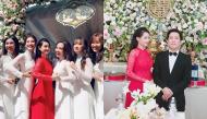 Trực tiếp đám cưới Nhã Phương - Trường Giang: Cô dâu xuất hiện cực giản dị
