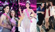 """Nhan sắc trẻ trung bất chấp cùng gu thời trang """"chất như nước cất"""" của bố mẹ Tân Hoa hậu Việt Nam"""