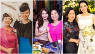 Những bà mẹ chồng quyền lực, sở hữu khối tài sản kếch xù của mỹ nhân Việt