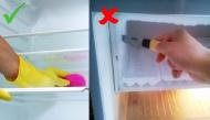 Phụ nữ nào cũng mắc phải vài lỗi nghiêm trọng khi dọn tủ lạnh, học ngay cách vừa nhanh vừa đúng nhé