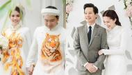 Chuyện chân dài và đại gia: Những cặp đôi sao Việt đập tan định kiến kết hôn vì tiền