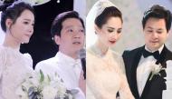 Những chia sẻ đầy cảm động của sao Việt trong ngày cưới khiến khán giả bồi hồi