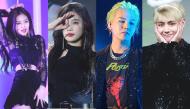 """Những idol Hàn chỉ cần mặc nguyên cây đen thôi là """"bùng nổ"""", khí chất ngời ngời"""