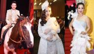 """Điểm lại những lần """"làm lố"""" trên thảm đỏ của sao Việt khiến người hâm mộ ngao ngán"""