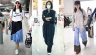 """Phong cách thời trang sân bay đối lập của 3 mỹ nhân """"Hậu Cung Như Ý Truyện"""""""