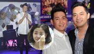 Phùng Ngọc Huy bất ngờ xuất hiện trong đêm nhạc từ thiện ủng hộ Mai Phương đầy xúc động