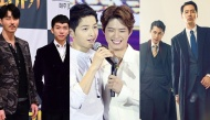 """Khi quý ông """"cực phẩm"""" xứ Hàn đọ sắc cùng đàn em: Người bị dìm tơi tả, người giữ vững phong độ"""