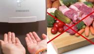 Ngâm thực phẩm vào bồn rửa và những thói quen thường thấy trong cuộc sống nhưng hại vô cùng