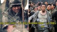 Top 10 phim cổ trang Hàn Quốc ăn khách nhất phòng vé: Hạng 1 xứng đáng là bom tấn quốc dân