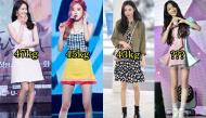 Top idol nữ nhẹ cân nhất lịch sử Kpop: Yoona chưa phải thần tượng gầy nhất
