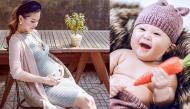 Tuyệt chiêu dành cho mẹ bầu sinh con ra lúc nào cũng cười, mặt tươi như hoa