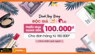 """""""Vuivui.com tặng Phiếu mua hàng đến 100.000đ cho độc giả YAN & Bestie"""""""