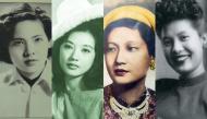 Ngắm nhìn những tuyệt sắc giai nhân từng vang bóng một thời, nổi tiếng nhất Việt Nam