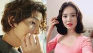 Xuất hiện sau kết hôn, vợ chồng nhà Song: Người tóc xoăn lãng tử, người đẹp tựa nữ thần