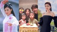 """Giả Tịnh Văn: Từ """"Triệu Mẫn"""" bi kịch lấy đại gia đến hạnh phúc viên mãn bên chồng trẻ"""