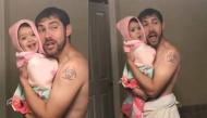 Màn so tài hát nhép của cha và con gái siêu đáng yêu thu hút hơn 3 triệu view từ CĐM