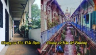 """4 chung cư ở Sài Gòn nhìn thì cũ nhưng là """"thánh địa sống ảo"""" cho bạn tấm ảnh chất khỏi bàn"""